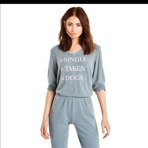 NWT wildfox sweatshirt